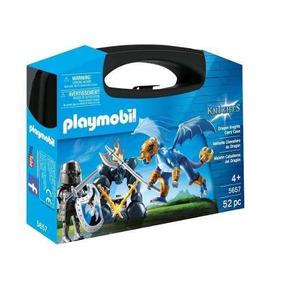 Maletin Caballeros Del Dragon Playmobil R3914