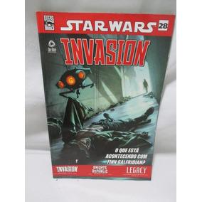 Revista Star Wars Invasion Nº 28 Lucas Books