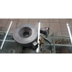 Quemador De Aluminio Extragrande Industrial Completo 15cm