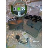 Set Completo De Volante Wireless Steering