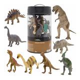 Set Dinosaurios 18 Piezas Nat Geo National Geographic Juego