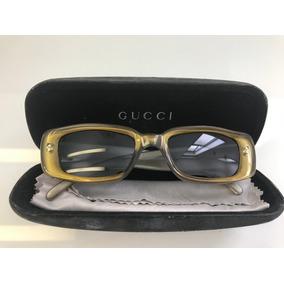 Oculos Feminino - Óculos De Sol Gucci, Usado no Mercado Livre Brasil 79e599edcc