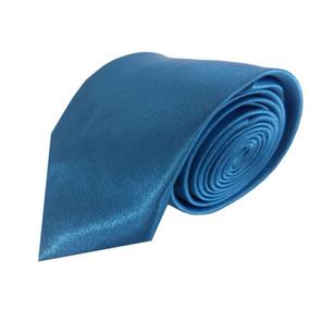 Gravata Slim Azul Turquesa Padrinhos - Gravatas no Mercado Livre Brasil 5fa048e911