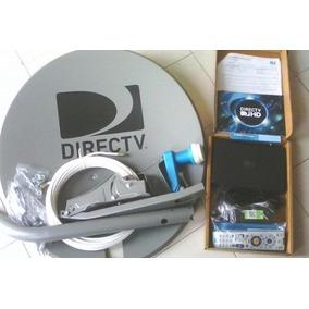 Kit De Directv Nuevo Con Antena Prepago