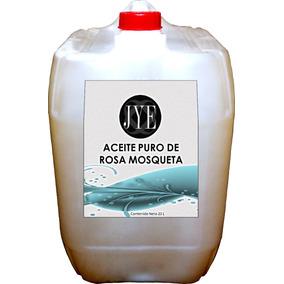 Aceite Jye De Rosa Mosqueta Puro 20 Litros A Granel R1