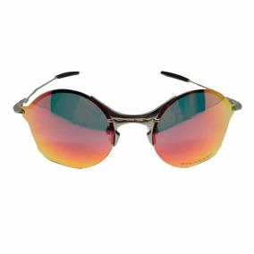 543bea4620f8a Oculos Redondo Lente Vermelho De Sol Outros Oakley - Óculos no ...
