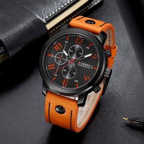 Relógio Masculino Casual Curren Promoção