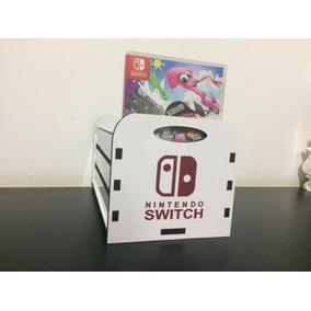 Porta Jogos, Caixa P/ Games - Nintendo Switch