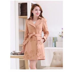 Abrigos moda coreana