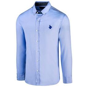 319c4ac397648 Camisa Negra Hombre Polo Club Camisas Hombre en Mercado Libre México