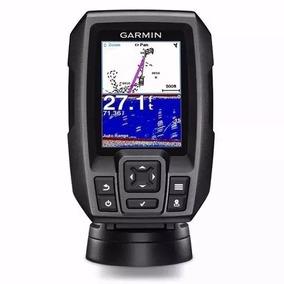 Sonar Garmin Striker 4 Com Gps + Frete Gratís