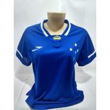 Camisa Cruzeiro Feminina Penalty 2015 - Camisas de Futebol no ... dbb91abf2f47b