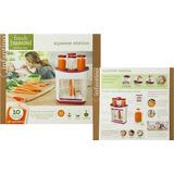 Rellenador De Papilla Infantino- Bebes Alimentos