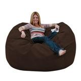 Cozy Puff Grande 1.5m Color Chocolate + Envío Gratis