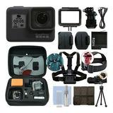 Gopro Hero7 Black 12 Mp Waterproof 4k Camera Camcorder Ultim
