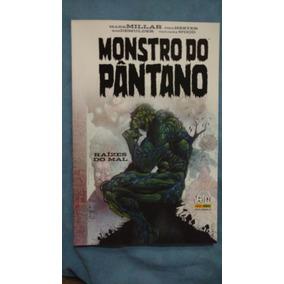 Monstro Do Pântano Raízes Do Mal Vol 1 E 2