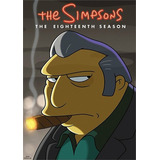 Dvd The Simpsons Season 18 / Los Simpson Temporada 18