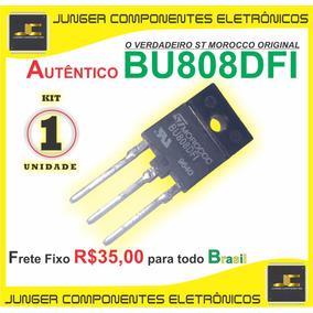 Bu808dfi O Verdadeiro Morocco Original - Para Tec/exigentes
