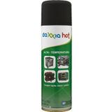 Tinta Spray Alta Temperatura Cor Preta Daxxia