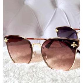 Oculos Blogueiras 2017 De Sol Gucci - Óculos no Mercado Livre Brasil 5c072a16c5