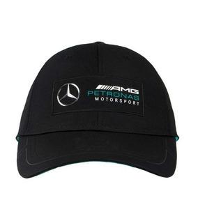 Gorra Mercedes Puma Escuderia Petronas Amg Motorsport Origi 6e9c12964c1