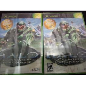 Halo Combat Evolved Coleccion Colecionistas Xbox Clasico Hal