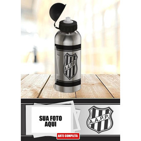 Garrafa Times De Futebol Ponte Preta Compre Já 07c46fe93bc5b