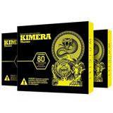 3x Kimera Thermo - Termogênico Kimera 60 Caps - Iridium Labs