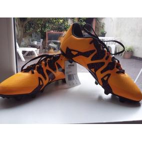 e52c973467095 Botines Adidas X15.3 Naranjas - Botines Adidas en Mercado Libre ...