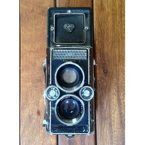 Camara Rolleiflex Formato Medio