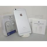 Iphone 6 De 32gb Gris Espacial Eq De Exhibición + Cristalmsi