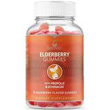 Elderberry Immune Support Gummies Con Vitaminc C Propó...