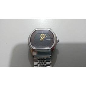 3cb4c22abaa Relogio Orient Quadrado Antigo - Relógios no Mercado Livre Brasil