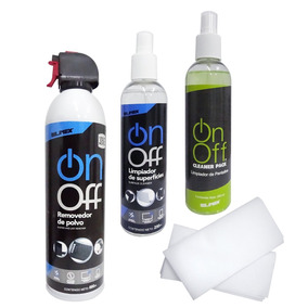 On Off Cleaner Kit De Limpieza Electronicos Computo Silimex