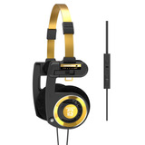 Auriculares Koss Porta Pro Limited Edition Black Gold Con