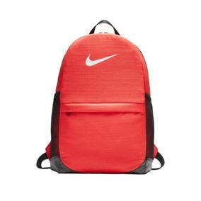Mochila Brasilia Vermelha Infantil Nike