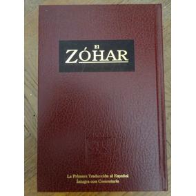 El Zohar En Español - Tomos Sueltos