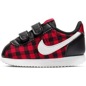 a4cb5b5a9 Nike Cortez Basic Text Se Black summit White-gym Red Av3817-