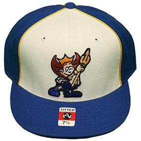 Gorras De Béisbol¡nuevo! Blue Wave - Béisbol Japonés - Fl.. 4618ec5f157