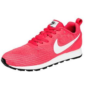 Tenis Nike Md Runner 2 916797-600 Coral-blanco Dama Oi