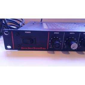 Efecto De Sonido Dod Digital Delay System R909 Para Reparar
