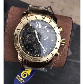 aa5c1fad664 Atlantis Modelo Bvlgari - Relógios no Mercado Livre Brasil
