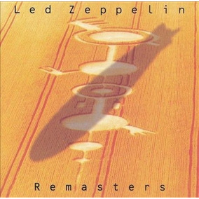 Cd Led Zeppelin Remasters - Box Duplo Original E Lacrado!