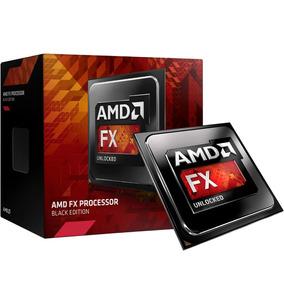 Processador Amd Fx 8300 Octa Core, Black Edition