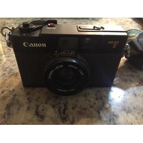 Camara Canon Antigua A35f Coleccionistas De Rollo