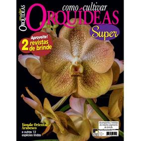 Revista Como Cultivar Orquídeas Super 3