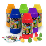 Crayola Kids Work 25 Pc Stacking Crayon