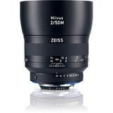 Lente Zeiss Milvus Dslr 50mm F/2m Macro Para Zf.2 Para Nikon