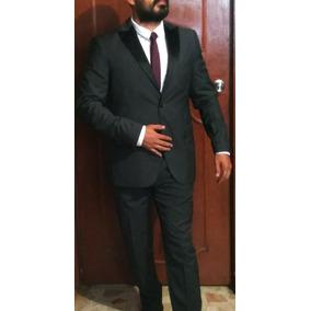 Traje Color Gris Para Hombre Marca Zara Slim Fit Barato 6e48e75b464
