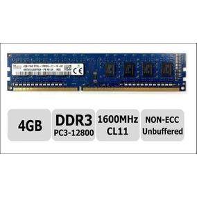 Memoria Ram Ddr3 4gb (usada Pero Funcional Y Activa)